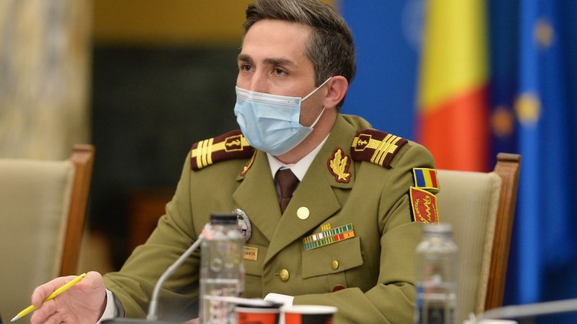 """Gheorghiță: """"Fiecare cetățean vaccinat va primi un SMS pentru a raporta reacții adverse la vaccin"""""""