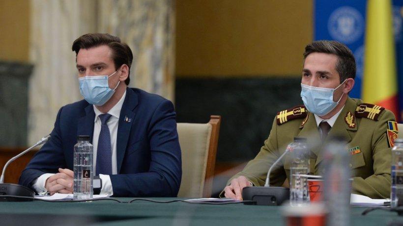 Baciu: Reacțiile adverse au fost până acum, în România, comune și minore, cu o singură excepție