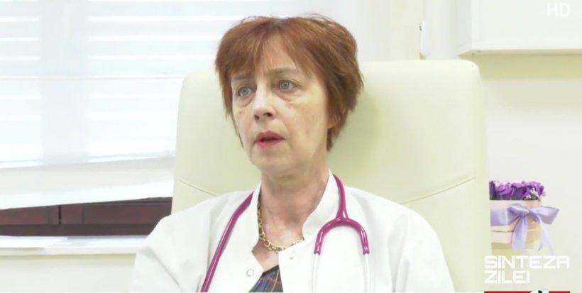 """Dr. Flavia Groșan: """"Nu mi-e frică de COVID. Am schema mea care este o bijuterie. Costă 100 de ron"""""""