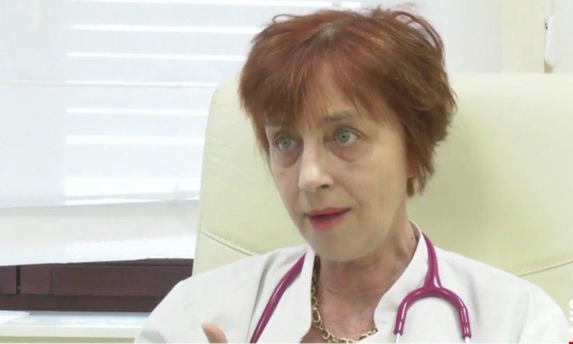 """Dr. Flavia Groșan: """"Statul în casă și masca scad imunitatea. Masca nu face bine, de ce ne blocăm orificiile lăsate de Dumnezeu?"""""""