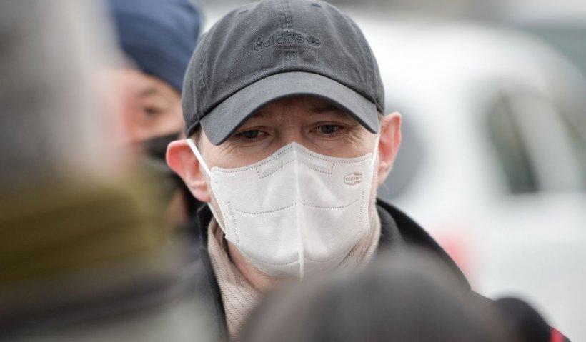 Cîţu: Sunt oameni care mă înjură și vor să protesteze. Foarte bine, dar să poarte mască. Sunt şi parlamentari care instigă la nerespectarea legii