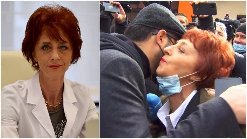 Flavia Groșan: ''Prieteni, am scăpat. Am intrat cu lacrimi în ochi la comisie şi am ieșit cu lacrimi în ochi!''