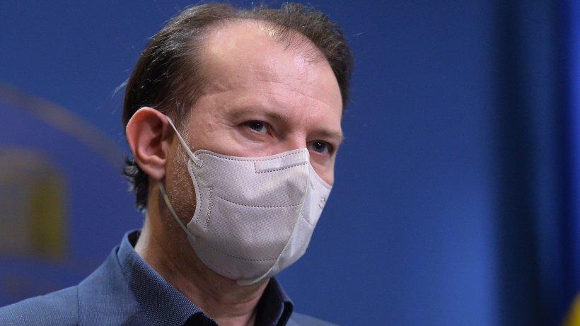 Florin Cîţu: Aştept soluţii pentru evitarea carantinei. Acolo unde nu se respectă legea voi fi intransigent
