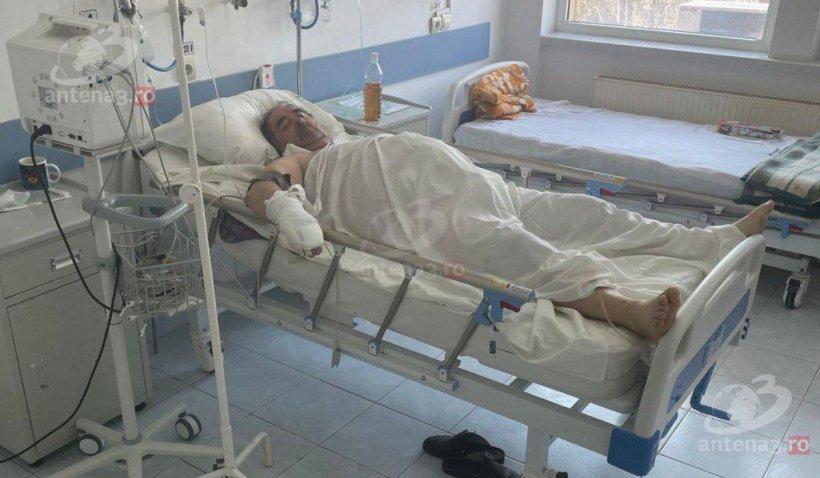 Gheorghe Moroşan va fi mutat în arest. Starea de sănătate îi permite transferul la centrul de detenţie