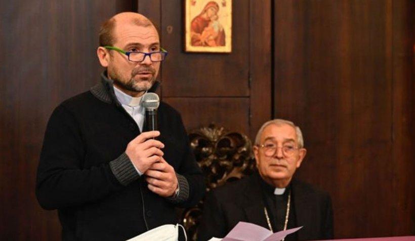 Papa Francisc numește un preot român în funcția de Episcop Auxiliar al Romei