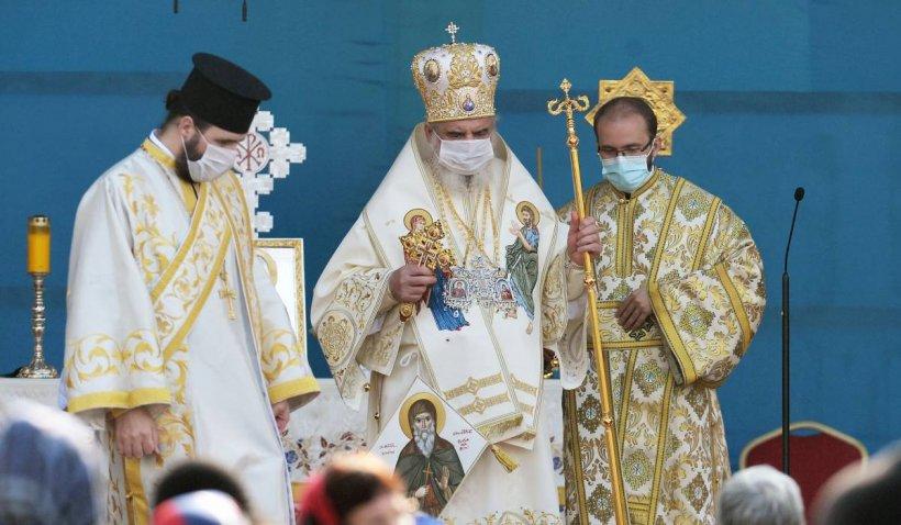 Patriarhul Daniel cere ajutorul românilor. A lansat o platformă de sprijin pentru pictarea Catedralei