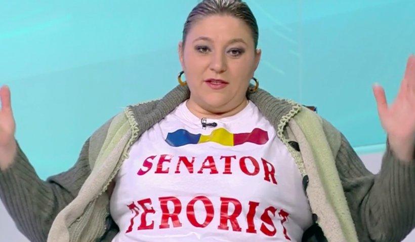 Diana Șoșoacă s-a răzgândit, senatoarea s-ar vaccina cu Sputnik V