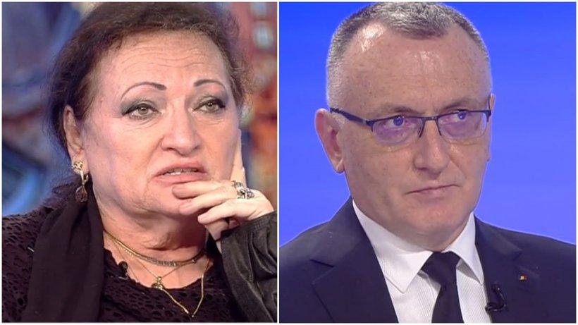 Întrebare neașteptată adresată de Monica Pop ministrului Sorin Cîmpeanu. De ce trebuie să existe dualitate între Ministerul Educației și cel al Sănătății