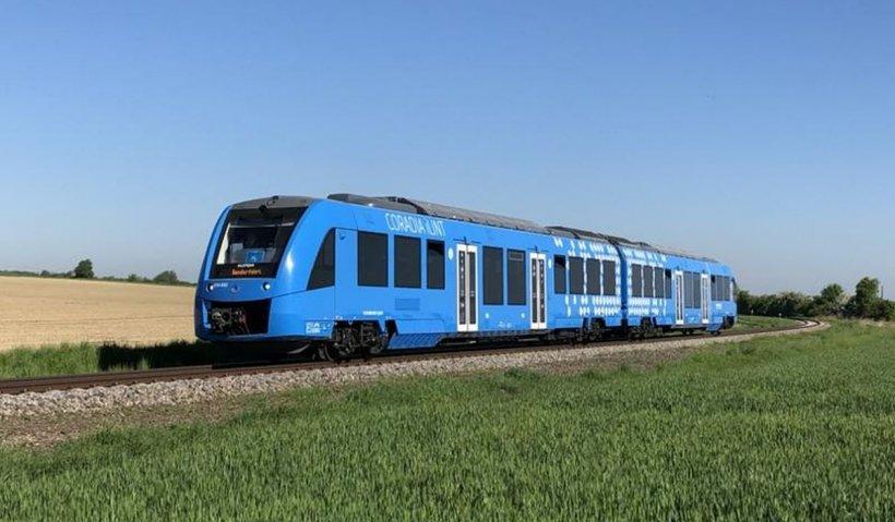 Ministrul Transporturilor: România va testa trenurile cu hidrogen