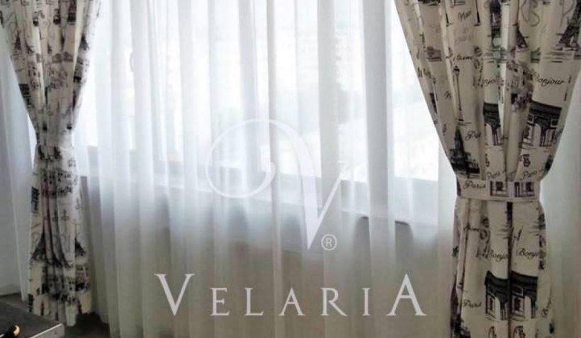 Velaria - un univers al draperiilor și perdelelor în tendințe