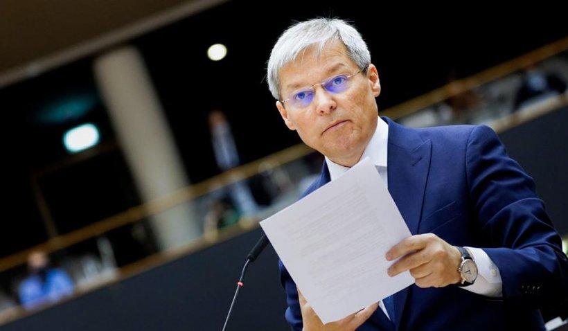 Dacian Cioloș, testat pozitiv cu COVID-19   VIDEO