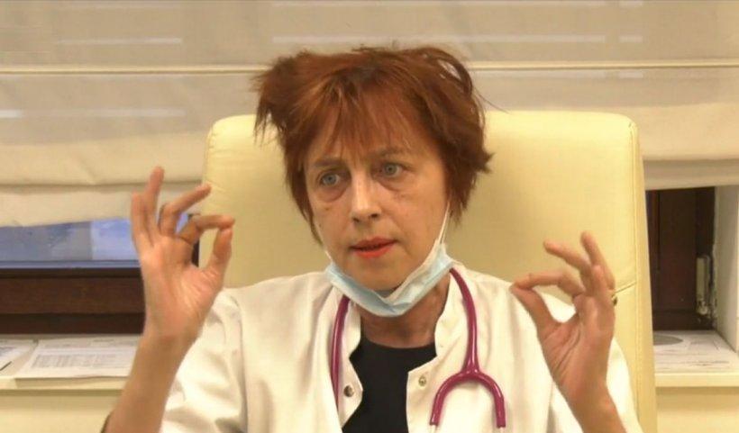 """Carmen Pantiș, șefa Colegiului Medicilor din Bihor: """"Reclamația medicului din București nu întrunește reclamația de malpraxis la adresa dr. Groșan"""""""