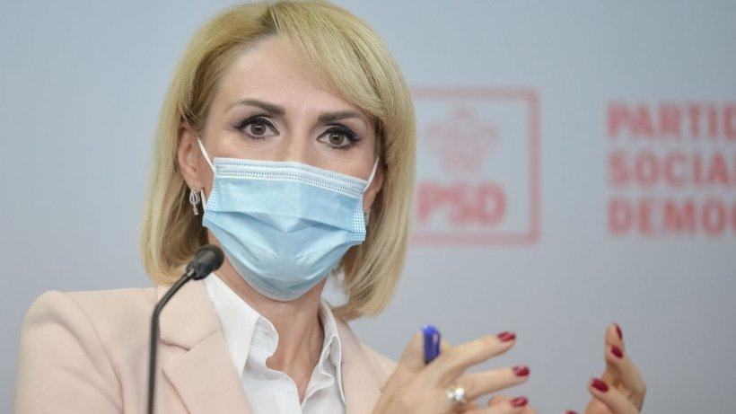 """Gabriela Firea intervine în scandalul momentului: """"Depuneți dovezile la Parchet, nu pe Facebook!"""""""