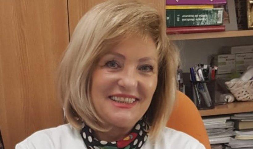 Medicul pneumolog Gilda Popescu a prezentat la Sinteza Zilei schema salvatoare anti-COVID. Vindecarea ar fi de 100%