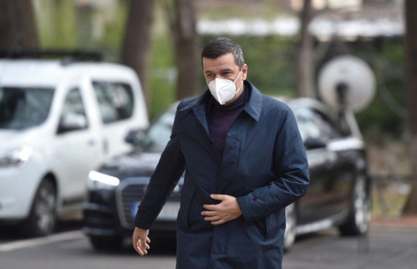 Sorin Grindeanu intervine în scandalul măsluirii datelor pandemiei