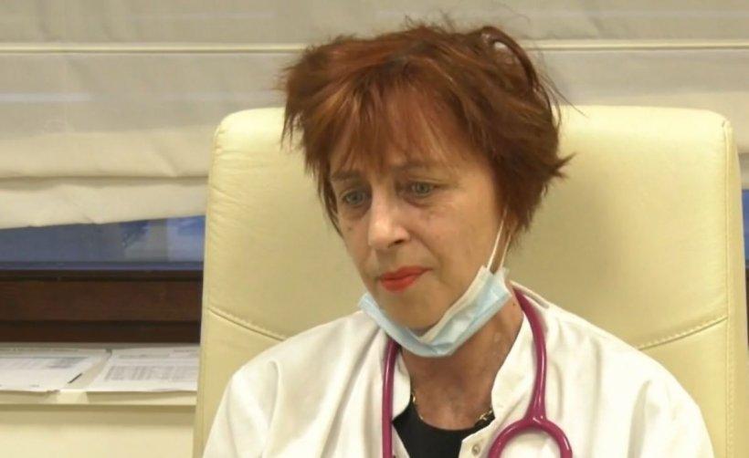 Dr. Flavia Groşan: Eu nu vreau să ajung cu pacienţii mei la oxigen. În spital este altă etapă de tratament