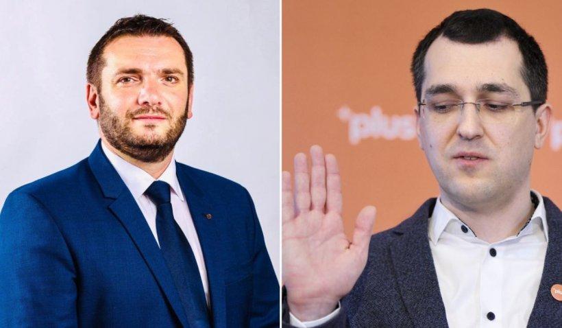 """PSD, atac la şeful Cancelariei lui Cîţu şi la ministrul Sănătăţii: """"Acesta e prototipul demnitarului tip USR-PLUS"""""""