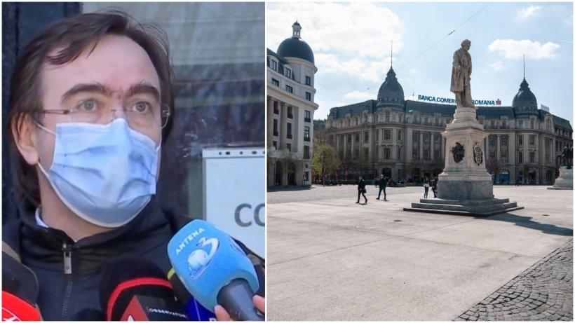 Restricțiile din Capitală se vor aplica de vineri. În ce condiții vom putea să ieșim în weekend din București
