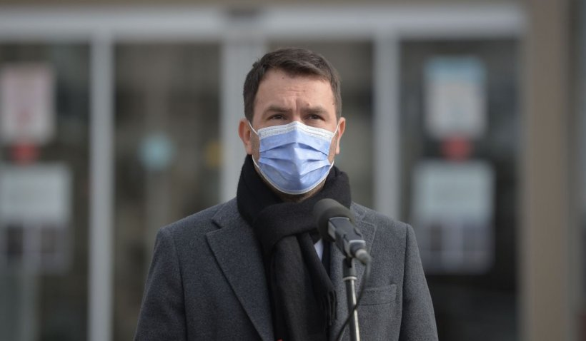 Cătălin Drulă: Tocmai am depus plângere penală la DNA împotriva celor responsabili pentru blocarea metroului bucureştean astăzi