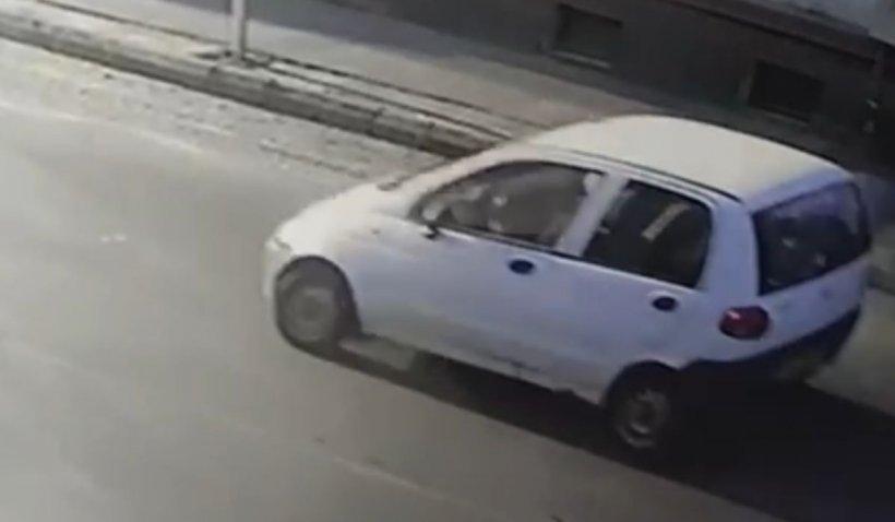 Trei copii loviţi pe trecerea de pietoni de un judecător cu Matiz, în Sighetu Marmaţiei