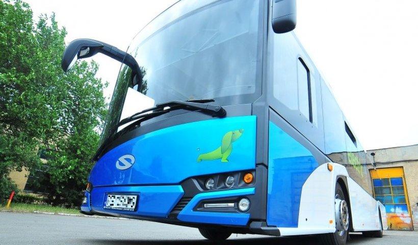 O nouă premieră la Cluj: autobuze fără şofer