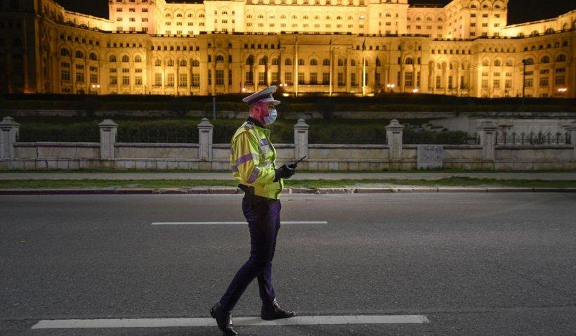 Lista restricţiilor noi din București, începând de duminică. Magazinele se închid la ora 18.00, românii nu mai ies din case după 20