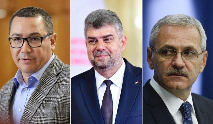 """Marcel Ciolacu, despre revenirea lui Victor Ponta şi Liviu Dragnea în PSD: """"Nu am duşmani"""""""