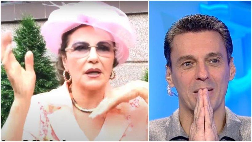 Mircea Badea, despre masajul cu palme al Irinei Loghin: ''Dumnezeu pe pământ. Pălăria rezista''