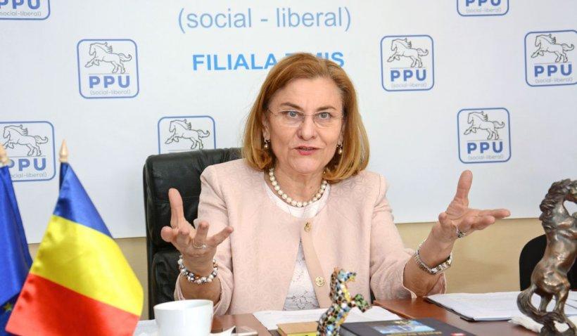 """Europarlamentarul Maria Grapini, revoltată: """"Recenta amenințare cu moartea a marii actrițe Maia Morgenstern este de netolerat!"""""""