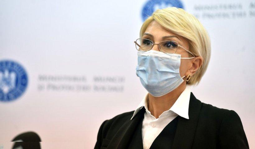 """Raluca Turcan, apel pentru instituțiile care beneficiază de pensii de serviciu: """"Să vină cu propuneri de modificare"""""""