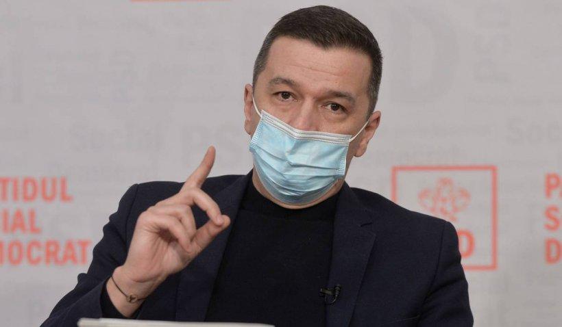 """Sorin Grindeanu, despre Florin Cîţu: """"Devine mielușel și vrea consultare cu specialiștii PSD"""""""