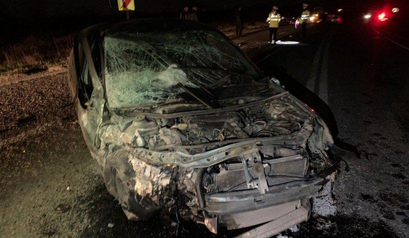 Doi tineri de 16 şi 18 ani au murit într-un cumplit accident în Bălăneşti, Gorj