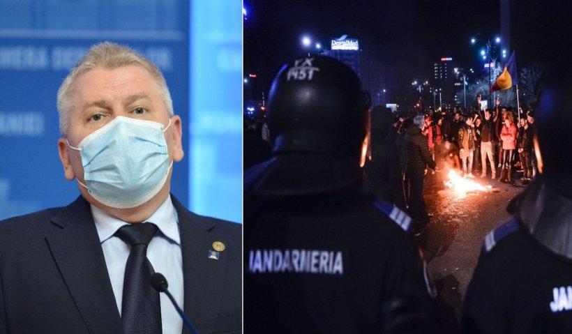 """Deputatul PNL Florin Roman: """"Chestia asta, cu magazinele închise la 18, nu merge. La proteste am văzut mulţi interlopi"""""""