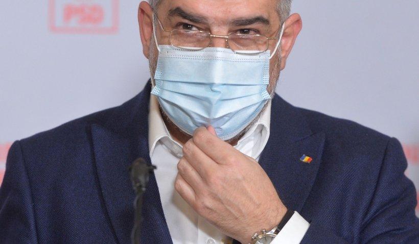 Marcel Ciolacu, despre proteste: Mi-aş fi dorit ca oamenii să respecte toate regulile sanitare. Ar fi arătat diferenţa dintre ei şi guvernanţi