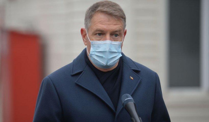 """Klaus Iohannis: """"Condamn cu fermitate orice încercare de a captura politic protestele!"""""""