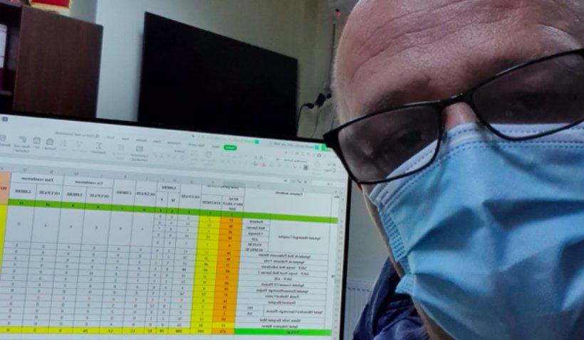 """Directorul Spitalului Judeţean Ploieşti, mesaj ironic pentru protestatari: """"Eu tot la birou, la spital. Mulţi internaţi, cu probleme grave...Și voi, tot la proteste?!"""""""