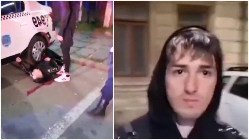 Imagini noi după scenele controversate de la protestele din Brăila. Reacţia Jandarmeriei
