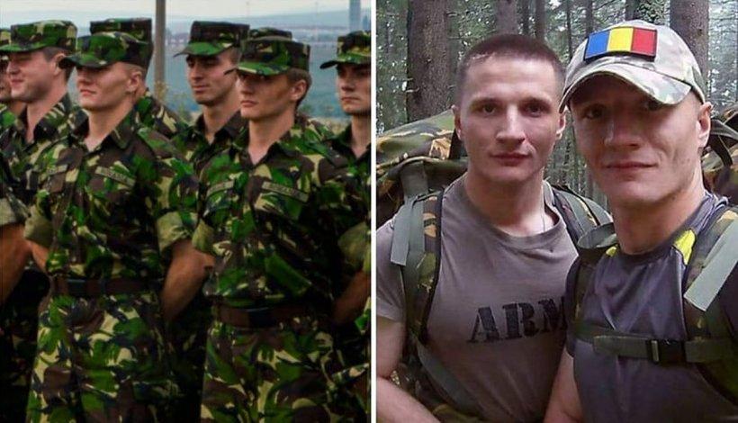 """Cătălin și Mădălin, doi militari gemeni, au murit la diferență de trei ani după două tragedii: """"Două suflete ce pot sta doar împreună"""""""