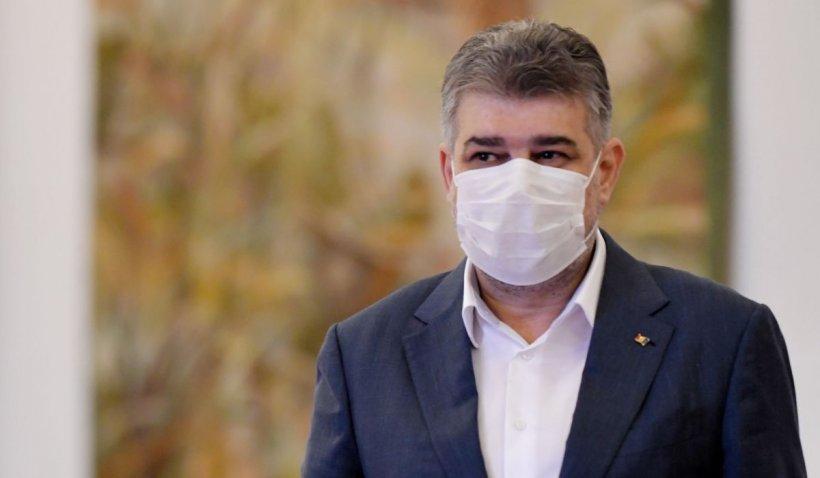 Marcel Ciolacu: Iohannis trebuie să anunțe urgent un plan de reducere etapizată a restricțiilor
