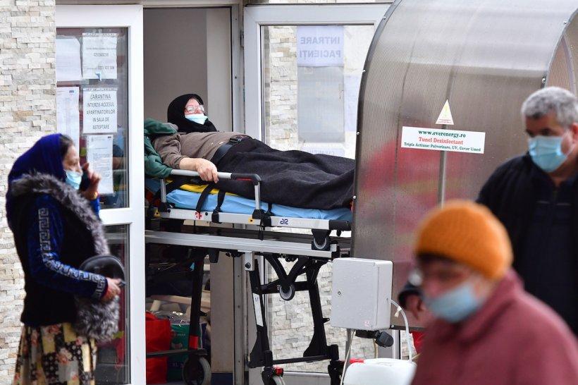 1 din 8 pacienți moare după vindecarea de COVID, iar aproape o treime dintre pacienți revin la spital în 4 luni de la vindecare