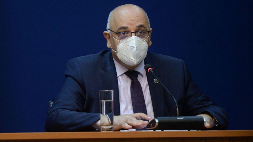 Raed Arafat:  La București, Iași și Piatra Neamț vor fi folosite unități mobile de terapie intensivă