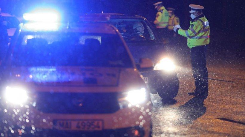 Un bărbat din Năvodari a fost amendat de polițiști în trafic, în ciuda faptului că acesta se afla în Franța