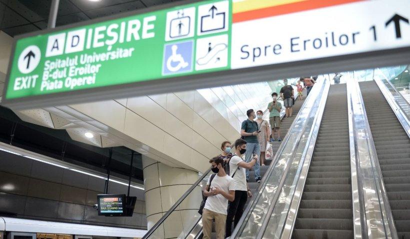 Cartelele de metrou s-ar putea scumpi cu 20%