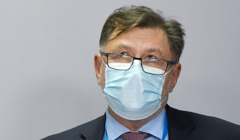 """Alexandru Rafila: """"De mască am putea scăpa în toamnă sau când imunizăm 10 milioane de persoane"""""""