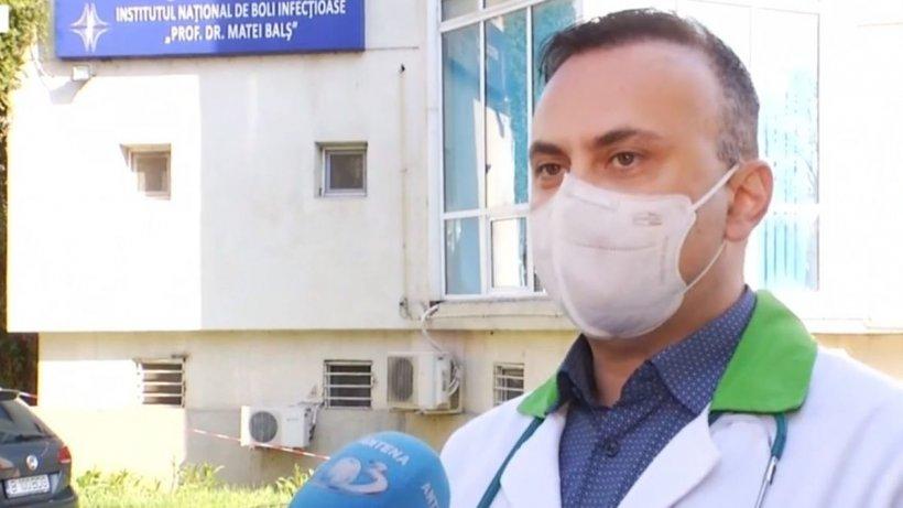 Situaţie dramatică în secţiile de Terapie Intensivă. Adrian Marinescu: ''Săptămânile care urmează vor fi mai grele''