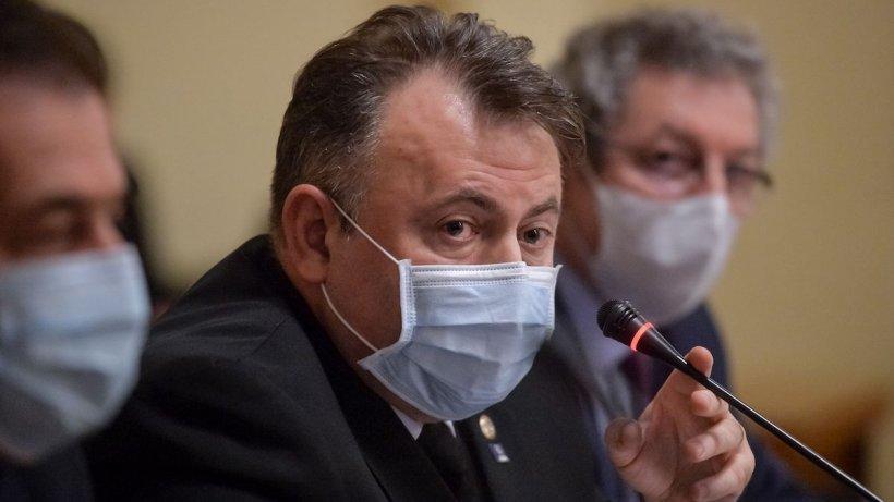 """Tătaru: """"Mă uit cu durere cum din eroi am ajuns """"asasini"""". 80% dintre managerii de spitale nu au ce căuta în sistem"""""""