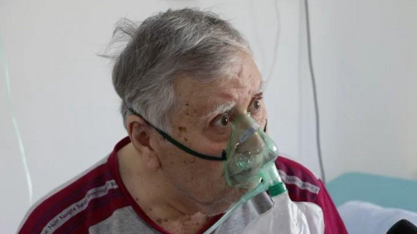 Mărturia unui pacient internat pe secţia ATI: ''Am stat 3 săptămâni, nu mai suportam. Voiam să văd cât este de la fereastră până jos''