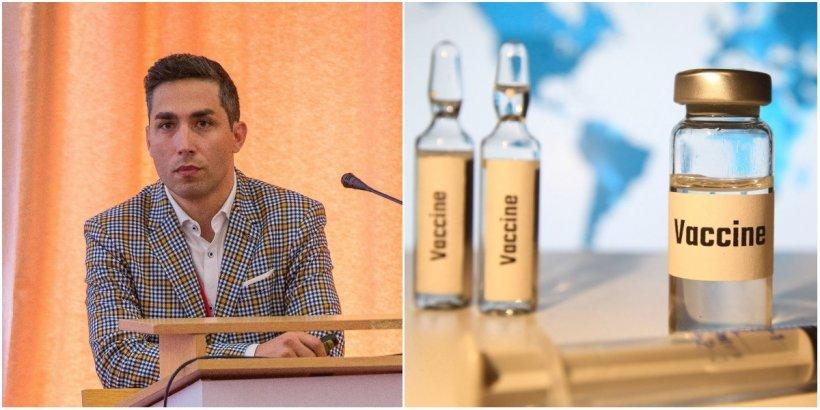Valeriu Gheorghiță anunță creșterea capacității de vaccinare