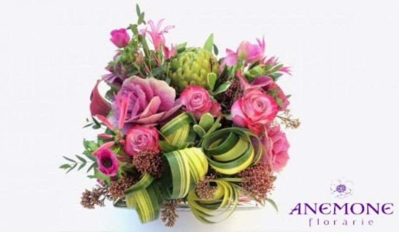 Anemone, floraria care îți livrează oriunde îți dorești buchete de fericire și parfum floral