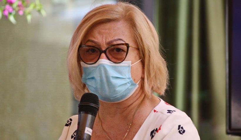 """Dr. Carmen Dorobăț: """"Pacienții ar putea să facă analize înainte de vaccinarea cu AstraZeneca"""""""